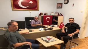 TİM Filminin Yönetmeninden Haberhendek'e Ziyaret