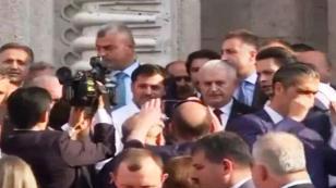 Sofu Meclis Başkanı Yıldırım'ı Kutladı