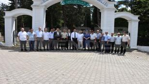 15 Temmuz Şehitlerini Anma, Demokrasi ve Milli Birlik Günü Dualarla Anıldı