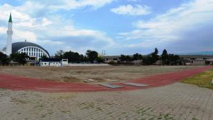 Hendek Atatürk Stadı BAL'a Hazırlanıyor