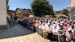 Başmıhcılar Dua'larla Son Yolculuğuna Uğurlandı