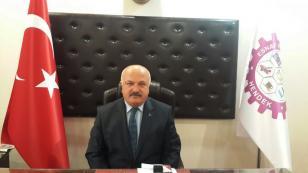 Esnaf Odası Başkanı Demirel Kurban Bayramını Kutladı