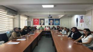 Ak Parti Kadın Kollarından Değerlendirme Toplantısı