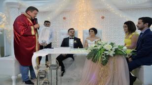 Merve & İbrahim Erden Çiftinin Mutlu günü
