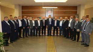 Ak Parti Tam Kadro Ankara'da