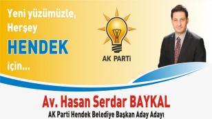 Hasan Serdar Baykal'dan Yeni Yıl Mesajı