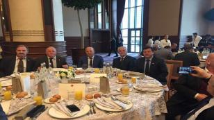 Hendek'li Muhtarlar Cumhurbaşkanlığı Külliyesinde