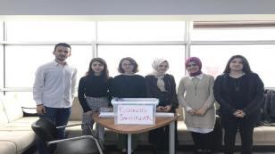 Üniversiteli Gençlerden Örnek Proje