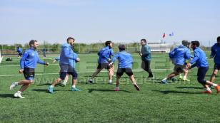 Hendekspor Son Maçına Hazırlanıyor