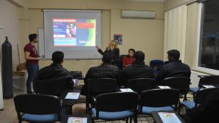 Göçmenlere Doğum Kontrol Eğitimi