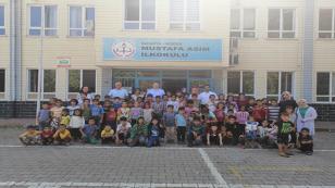 Kaymakam Eğitim Gören Çocukları Ziyaret etti