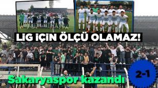 Hendekspor Sakaryaspor'u Ağırladı