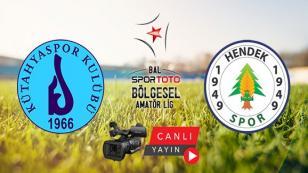 Hendekspor'un İlk Maçı Deplasmanda