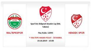 Hendekspor'un Maç Günü Değişti