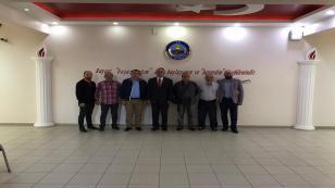Hendek'li Gazeteciler Ziyaretlerini Sürdürüyor