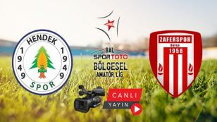 Hendekspor Zaferspor'u Konuk Edecek