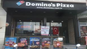Dominos Pizza'dan Alo Paket Servisi