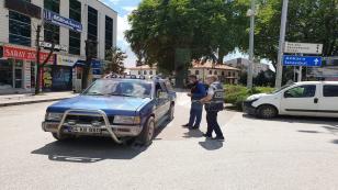Hendek Polisi Bayramda Denetlemeyi Sıkı Tuttu