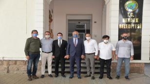 Beşiktaşlılar Derneğinden Babaoğlu'na Vefa Teşekkürü