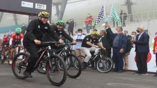 Şampiyona heyecanı Gran Fondo yarışları ile başladı