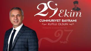 Babaoğlu; Cumhuriyet Bayramımız Kutlu Olsun