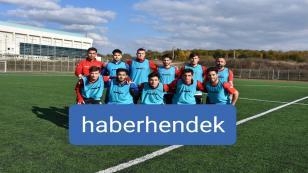 Hendekspor Hazırlık Maçında Gençlere Yer verdi