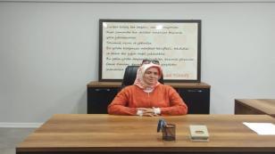 MHP Kadın Kolları Başkanı Gürbüz'ün Yeni Yıl Mesajı