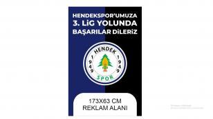 Hendekspor'da Bayrak Kampanyası Başladı