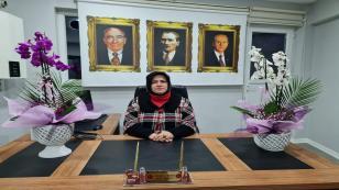 MHP Hendek Kadın Kolları Başkanı Gürbüz; Hayırlı Ramazanlar Dilerim