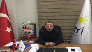 İYİ Parti Hendek İlçe Başkanından Açıklama