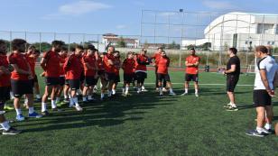 Hendekspor Bergama maçına hazırlanıyor