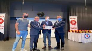 Hendekspor Başarı Ödülünü Aldı