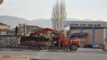 Atatürk stadin duvarlari yikilacak