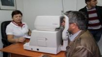 Hendek belediyesi,işçilerini sağlik taramasindan geçirdi