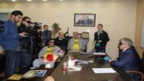 Hendek belediye başkani ve personeli kör oldu
