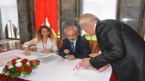 MHP Sakarya Milletvekili Zihni Açba TBMM'de kaydını yaptırdı