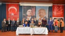 CHP Hendek'te Azak ,Yeniden Başkan Oldu