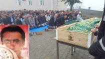 İş Kazasında Hayatını Kaybeden Dursun Toprağa Verildi
