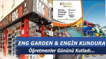 Engin Kundura ve ENG Garden, Öğretmenler Gününü Kutladı