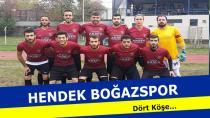 Hendek Boğazspor Dört Köşe