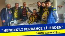 Fenerbahçeliler Platformu'ndan Örnek Davranış