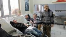 RADTEK Fabrika Çalışanları Kan bağışında bulundu