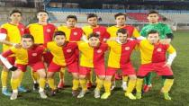 Akovaspor U17 Play Off'ta