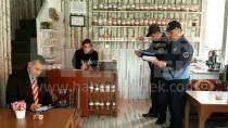 Hendek'te İşyerlerine Sigara Denetimi Yapıldı