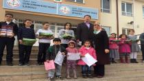 Uzuncaorman Murat Nişancı Ortaokulu'ndan Seferberliğe Devam