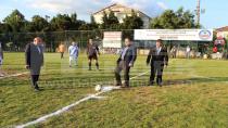Kaymakamlık Futbol Turnuvası Başladı.