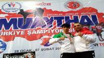 Hendek Muay Thai Milli Takım Kampında