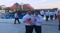 Muay Thai Dünya Şampiyonasında iki Hendek'li