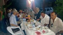 CHP'LİLER İFTARDA BULUŞTU