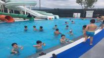 İrfan Mektebi Öğrencileri Aquapark'ın Keyfini Çıkardılar